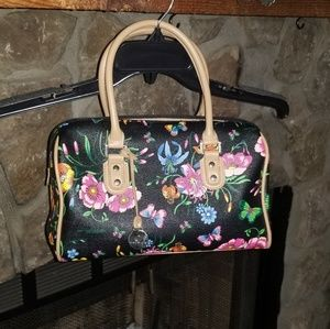 CL America purse with butterfly